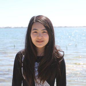 Jie Gao, UNC Institute of Marine Sciences, Luettich Lab Member