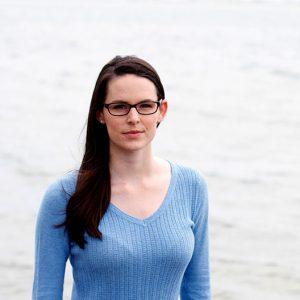 Kelsey Jesser, UNC Institute of Marine Sciences, Noble Lab Member