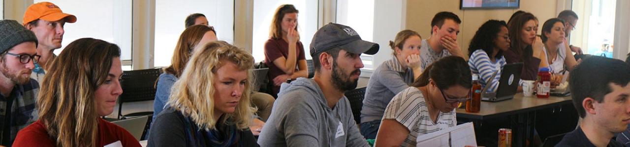 UNC-Institute-of-Marine-Science-IMS-SciREN-Coast-2017-Lesson-Plan-workshop-photo