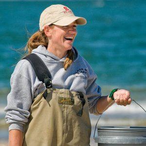 Abigail Poray - UNC Institute of Marine Sciences - Fodrie Lab Administrator