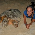 Cori Lopazanski - UNC Institute of Marine Sciences - Fodrie Lab Technician