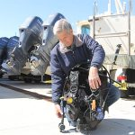 Glenn Safrit, UNC Institute of Marine Sciences Staff Member - Facilities: Dive Safety Officer