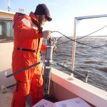 Jeremy Braddy, UNC Institute of Marine Sciences, Paerl Lab ResearchTechnician