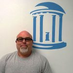 Joe Purifoy is the Building Environmental Service Technician at the UNC Institute of Marine Sciences
