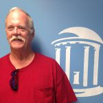 Joe Purifoy is the Research Vessel Captain for the UNC Institute of Marine Sciences