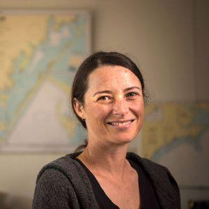 UNC Institute of Marine Sciences IMS Dr. Johanna Rosman