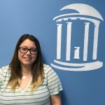 Mollie Yacano, Piehler Lab Member at UNC's Institute of Marine Sciences