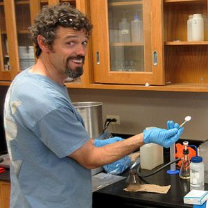 Nathan Hall is a Research Scientist in the Paerl Lab at UNC's Institute of Marine Sciences