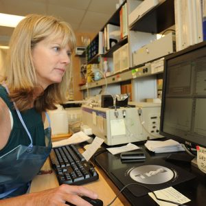 Suzanne Thompson, UNC Institute of Marine Sciences, Piehler Lab Manager