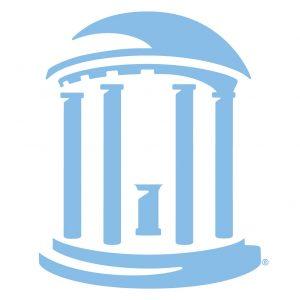 University of North Carolina (UNC) Old Well logo