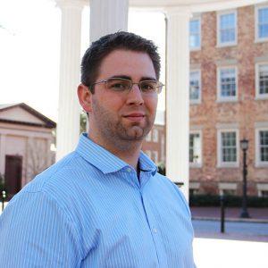 Taylor Asher, UNC Institute of Marine Sciences, Luettich Lab Member
