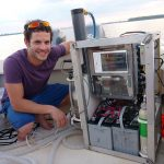 Dr. Joey Crosswell is a UNC alumni and previous member of the Paerl Lab who studied at UNC's Institute of Marine Sciences