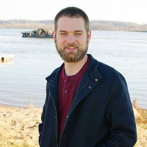 Luke Dodd is a UNC Institute of Marine Sciences graduate student and a Piehler Lab Member