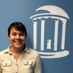 Photo of Rowe Marygrace a Voss Lab Research Technician at UNC's Institute of Marine Sciences