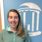Mary Conroy is a Fodrie Lab Research Technician at UNC's Institute of Marine Sciences